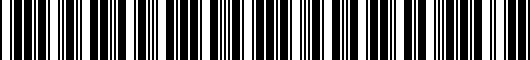 Barcode for 10945Bondhus