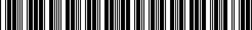 Barcode for 75070Tanner