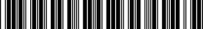 Barcode for Alignment