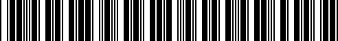 Barcode for nicklelink