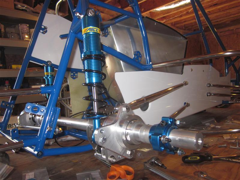 Quater midget parts