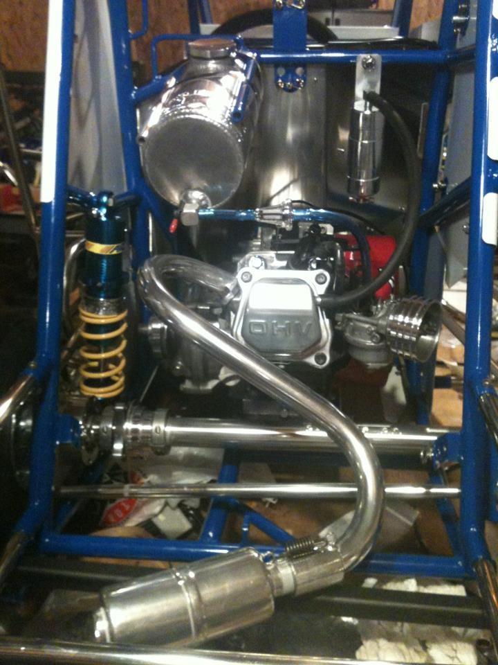Quarter Midget Racing Parts 120